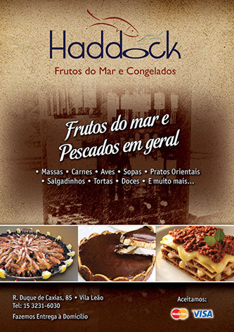 Haddock - Frutos do Mar e Congelados