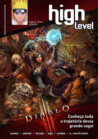 Revista High Level - 001